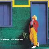 Adriana Calcanhotto  Enguiço [cd Original Lacrado Fabrica]